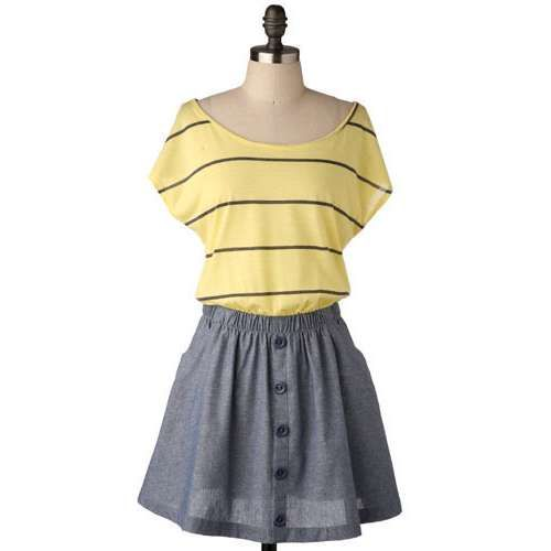 Ms. Peanut Dress-Mod Retro Indie Clothing & Vintage Clothes | the ...