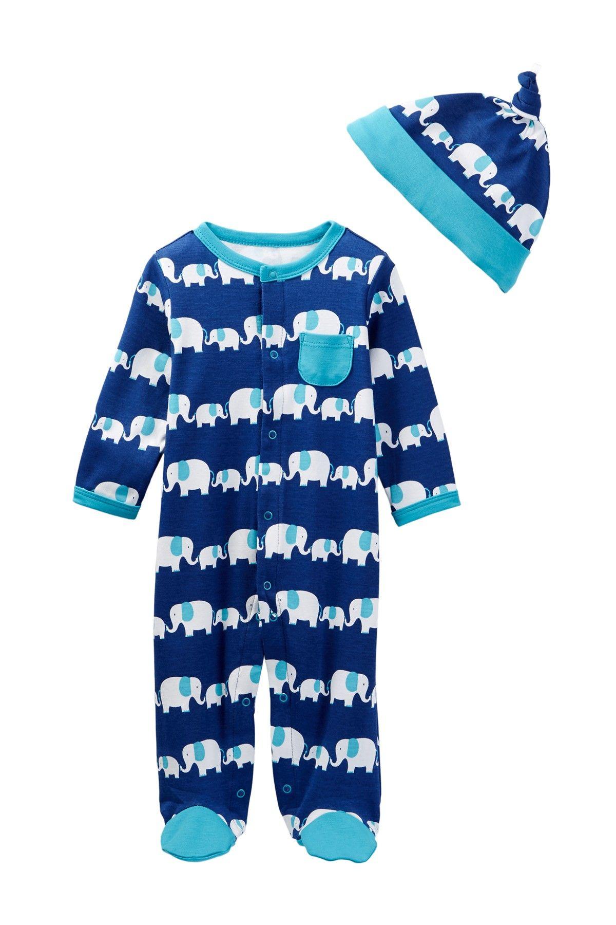Elephant Footie Akid Styles Pinterest