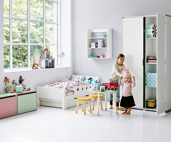 Cama para ni os for Flexa muebles infantiles