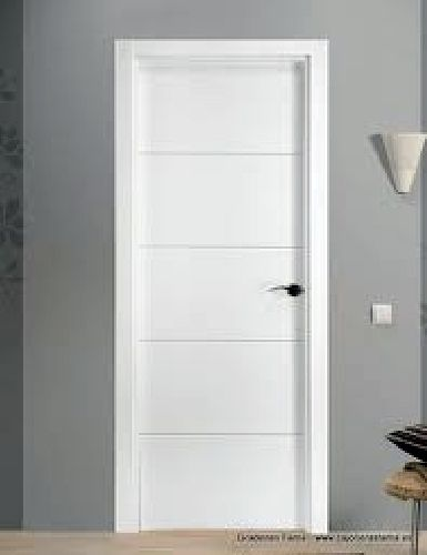 Puerta blanca buscar con google puertas pinterest - Pintar paredes blancas ...