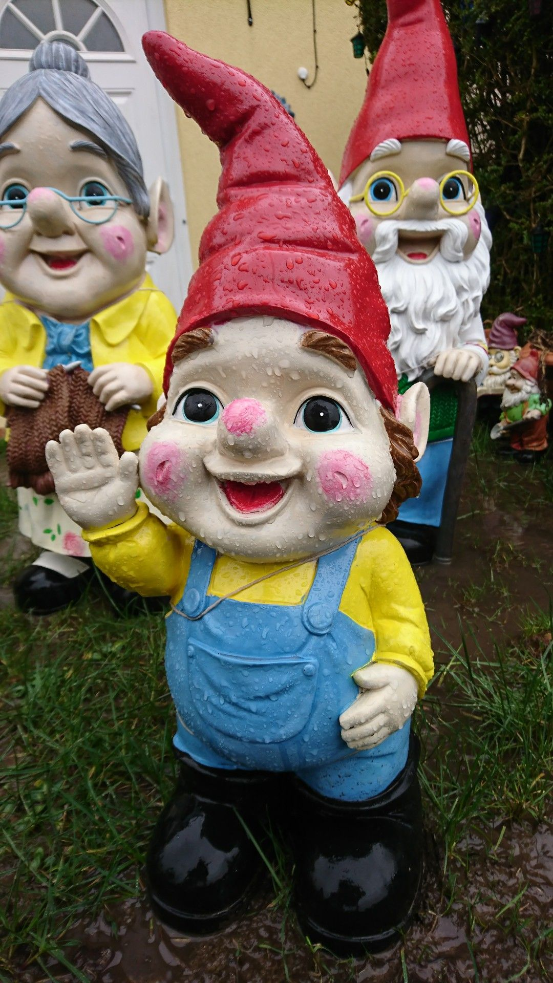 Pin by Vikki Nugent on Asda Gnomes (With images) Asda