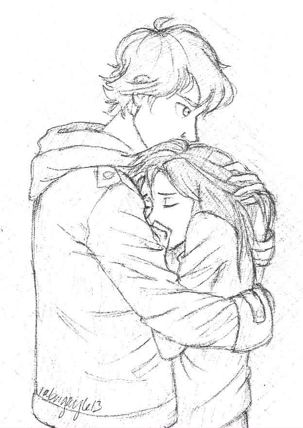 Pin By Heather Fanguy On Ggg Cute Couple Drawings Drawings Couple Drawings