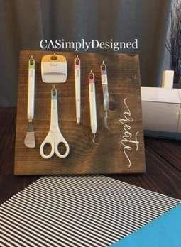 44  Ideas For Craft Room Organization Vinyl - #Craft #ideas #organization #Room #vinyl