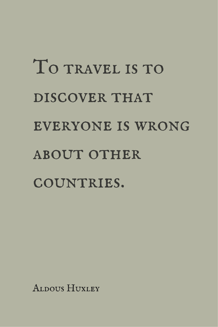 Travel Quotes Tales Of The Tenured Traveler Travel Quotes Best