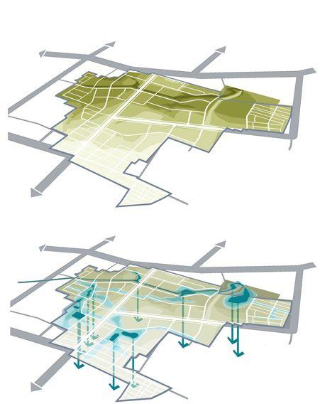 Gurgaon New Community Master Plan Master Plan Masterplan Architecture Diagram Architecture