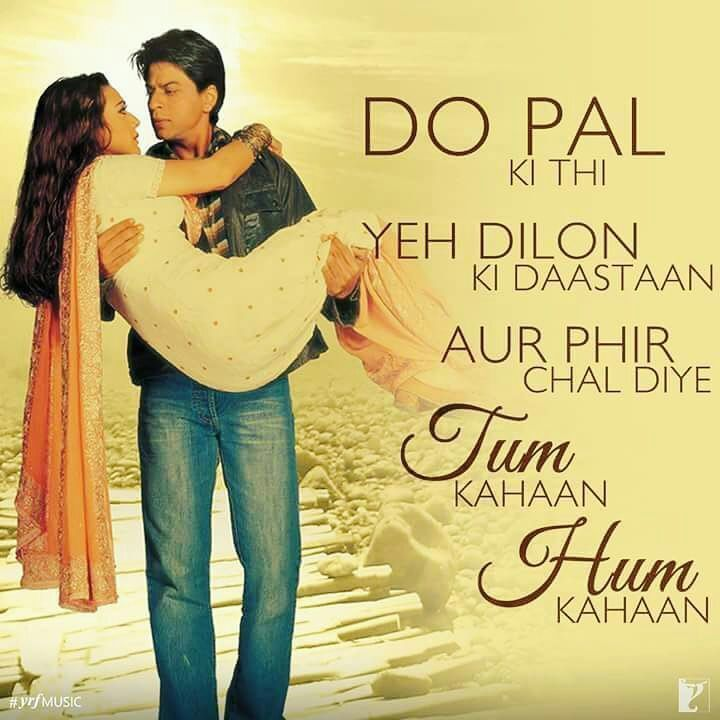 Veer & Zaara #12YearsOfVeerZaara | Songs | Pinterest ...