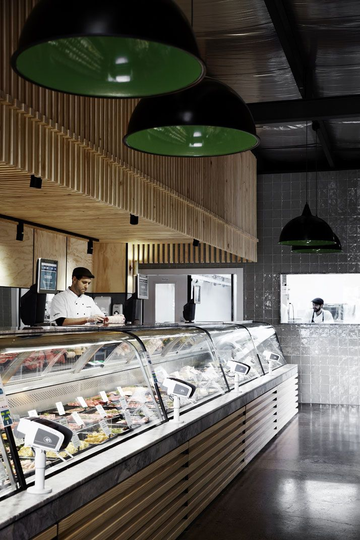 A Well Designed Butchery In Melbourne Australia With Images