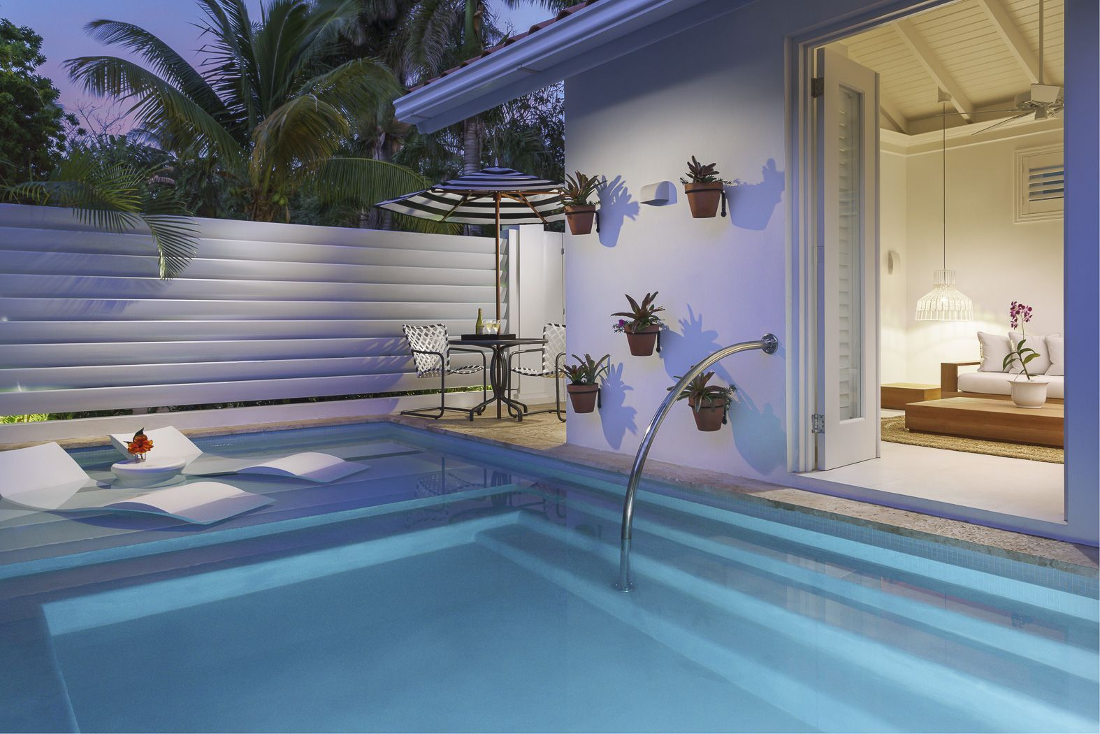 Honeymoon Suite At S Tower Isle With Unlimited Spa Services On The Caribbean Island Of Jamaica
