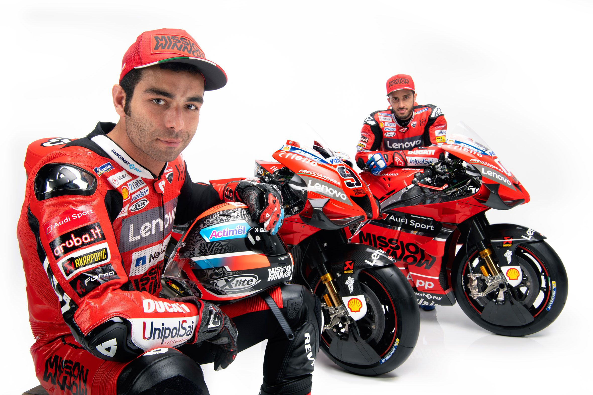 Aruba Confirmed As Official Partner Of The Ducati Team For The 2020 Motogp World Championship Bergamo 29th January 2020 In 2020 Motogp World Championship Ducati