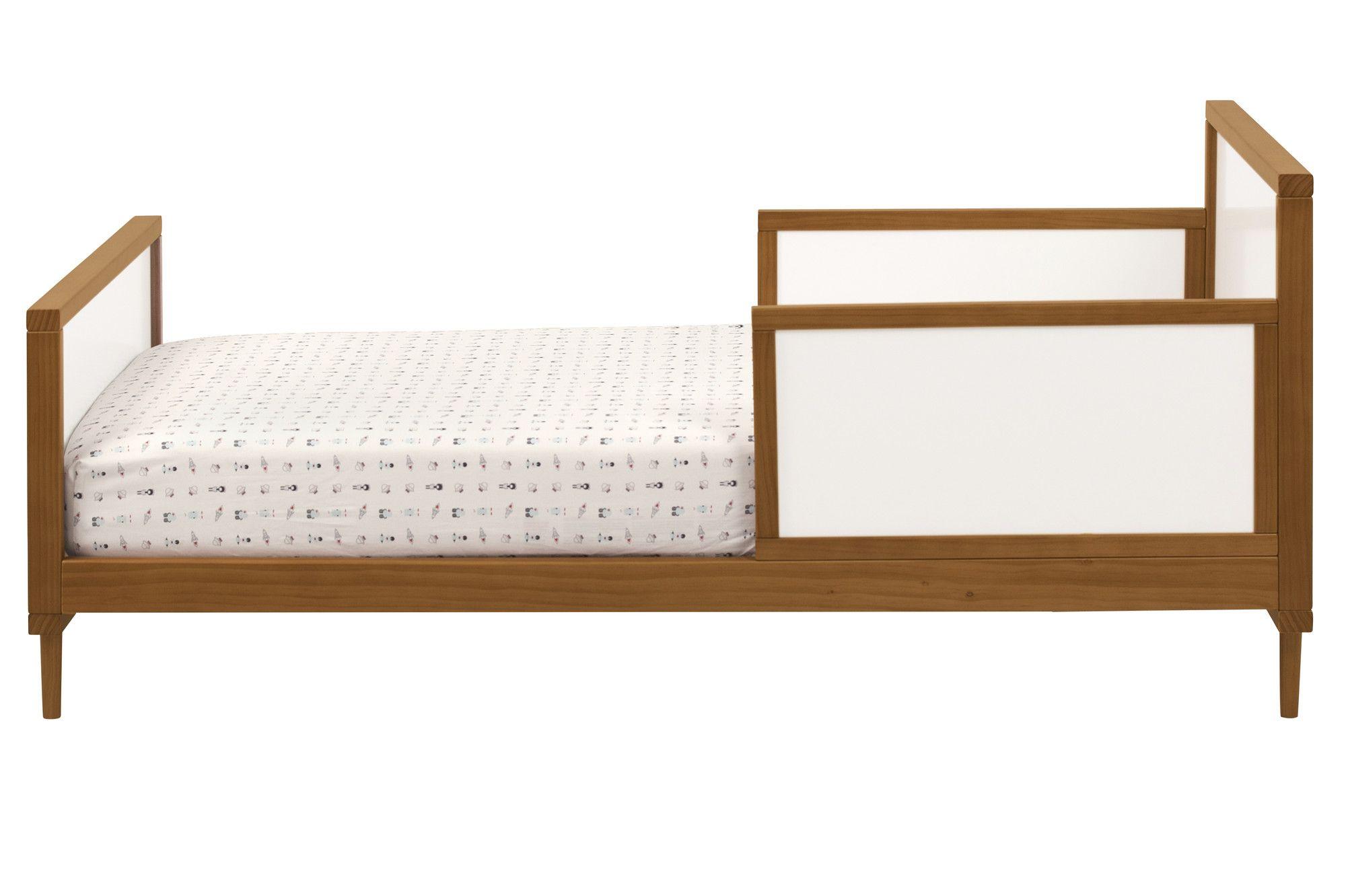 Turn crib into toddler loft bed  Just ordered Dorians big girl bed  Kids Room  Pinterest  Toddler bed