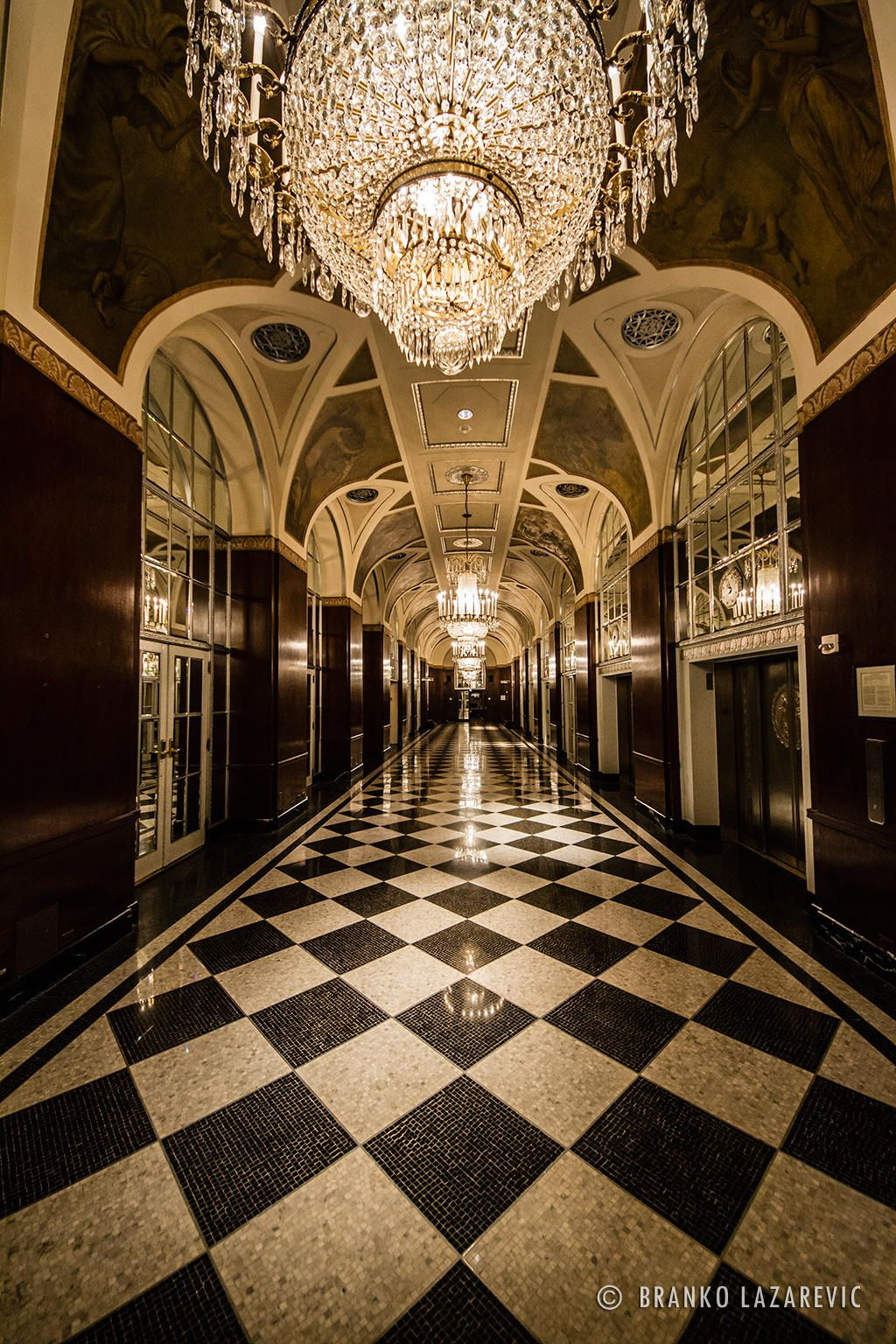 Marble Hallway By Branko Lazarevic On 500px