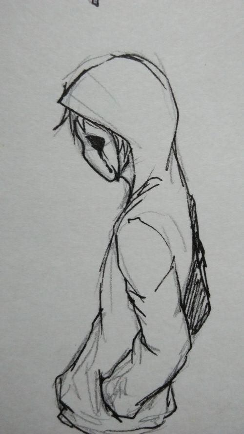 Pin By Gous On Creepypastas Scary Drawings Creepy Drawings Dark Art Drawings
