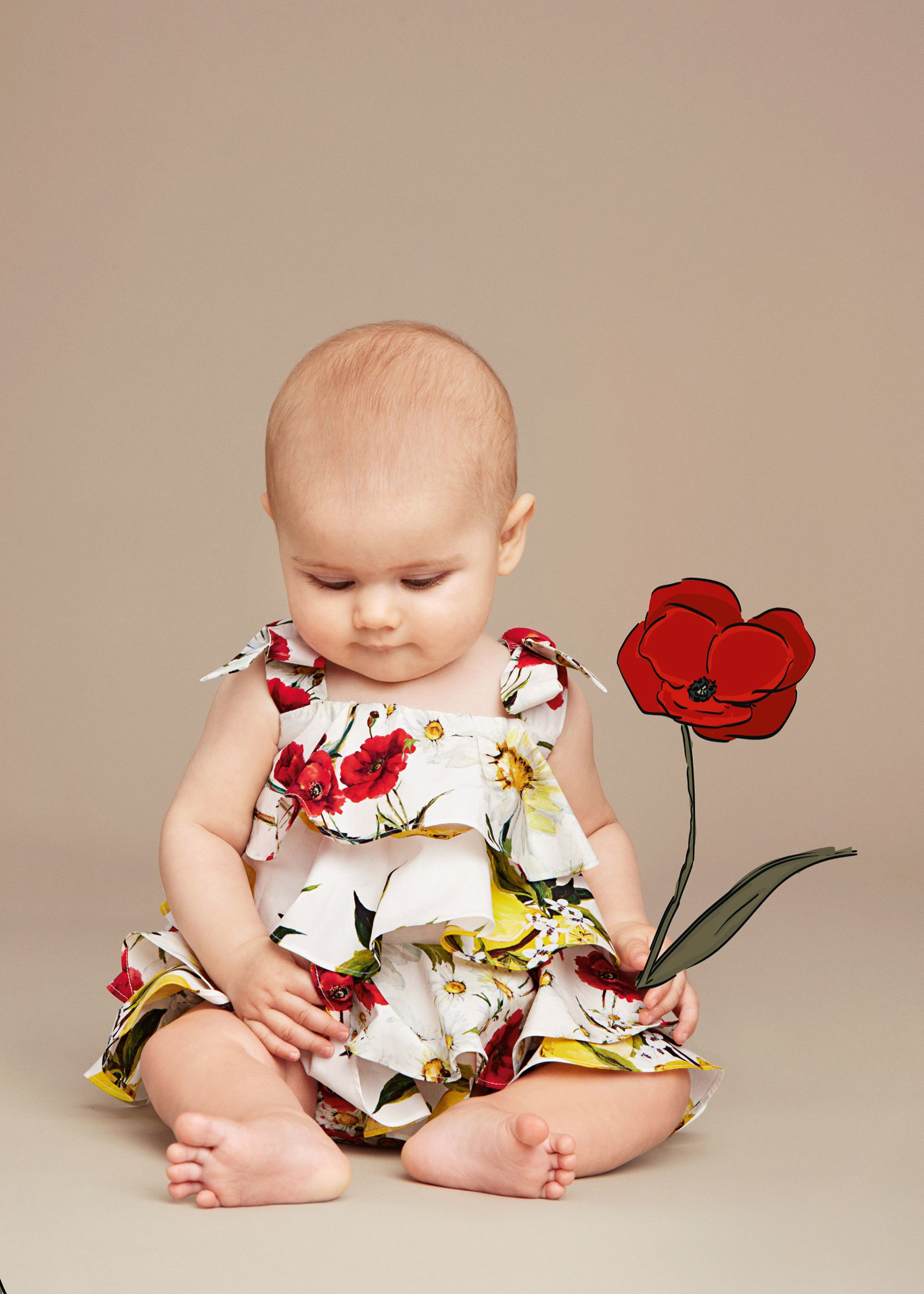 Get inspired by Dolce u Gabbana Children Girl Collection Summer