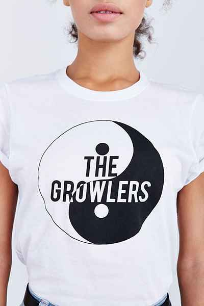 The Growlers Tee - Urban Outfitters