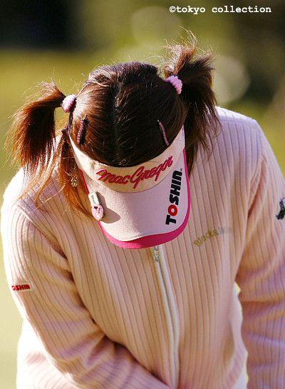 女子プロゴルファーの筋肉美・2 の画像 東京コレクションのphotoブログ