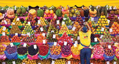 The Art of Displaying Food