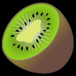 Kiwi Fruit Icon Fruit Icons Kiwi Fruit Emoji Food