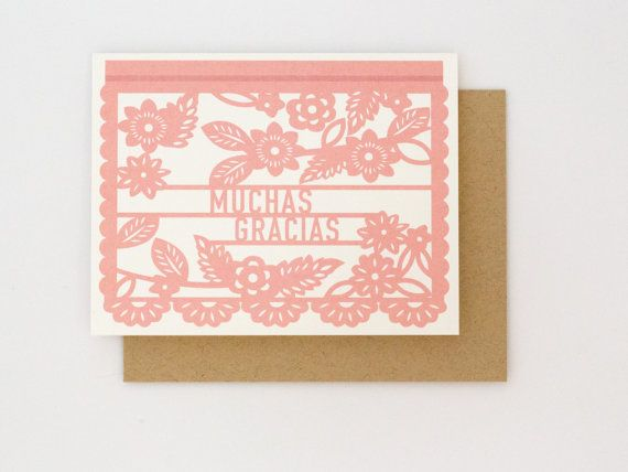 Destination Wedding Thank You Cards Colorful By JPstationery