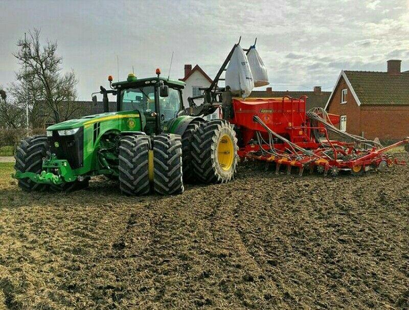 Large John Deere Farm Tractors : John deere vadersrad new farm equipment pinterest