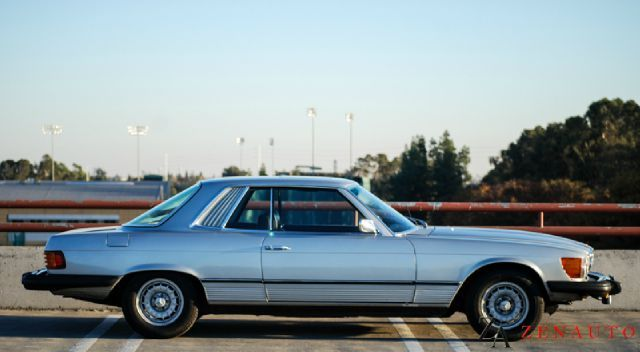 1974 MercedesBenz SLClass 450SLC Sport Coupe 107 Chassis