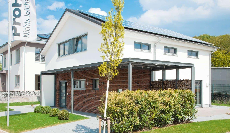 Musterhaus Wuppertal ProFamily 160 Musterhaus