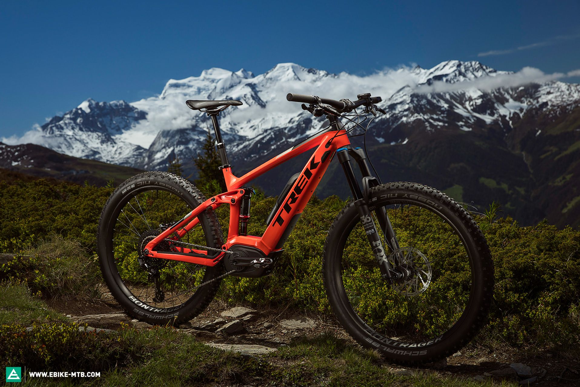 The Trek Powerfly LT has got a number of updates for 2018 and we\'ve ...