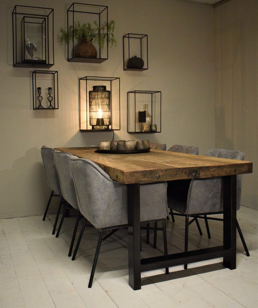 Improve The Environment Of Your Space So As Not To Be Monotonous By Including Some Of Dining Room Wall Decor Dining Room Table Centerpieces Dining Room Design