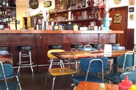Dining Room at Pallookaville Fine Foods, Avondale Estates, GA