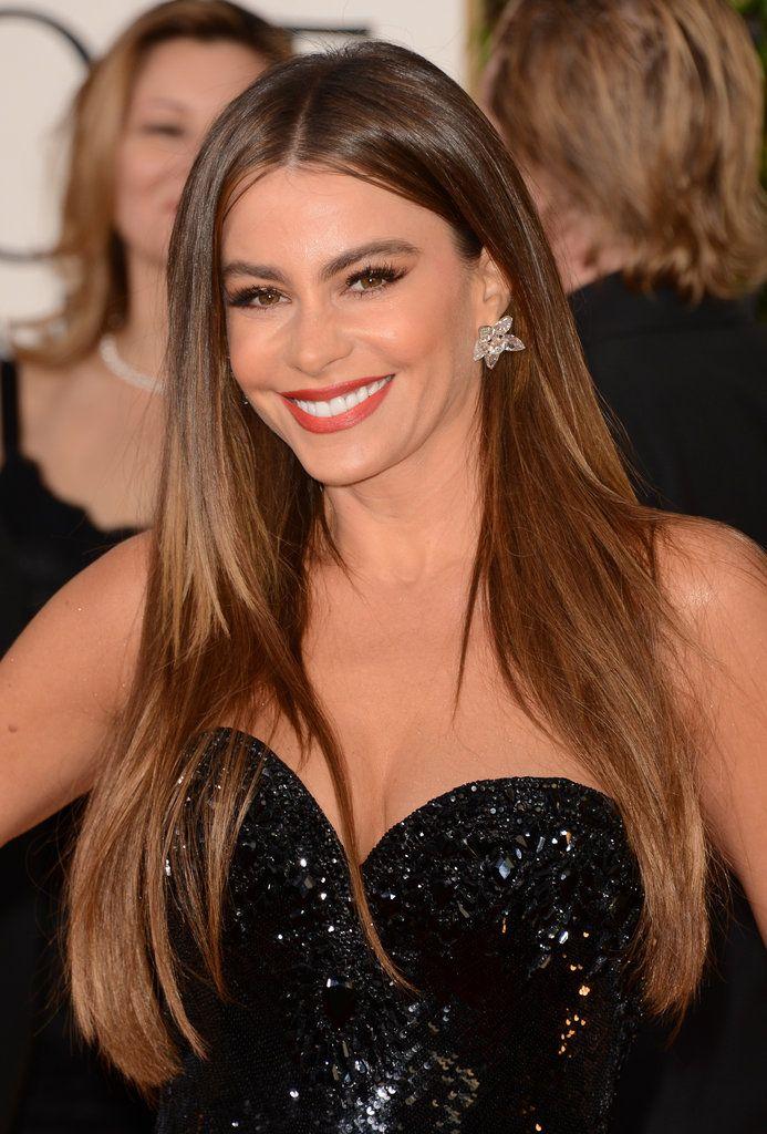 Sofia vergara hair