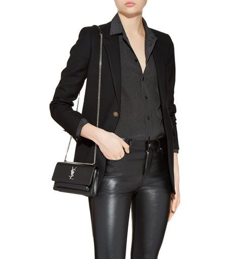 8bc87ac264f5 Accessories  Shoulder Bags Saint Laurent Mini Sunset Shoulder Bag