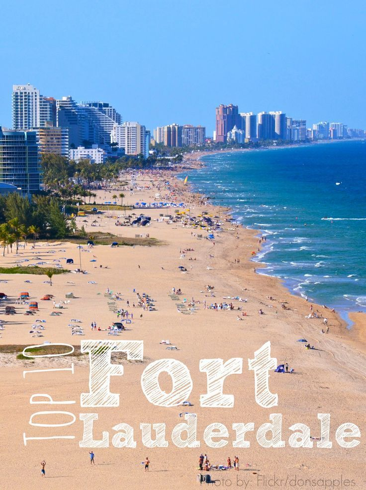 The Top Things To Do In Fort Lauderdale With Kids
