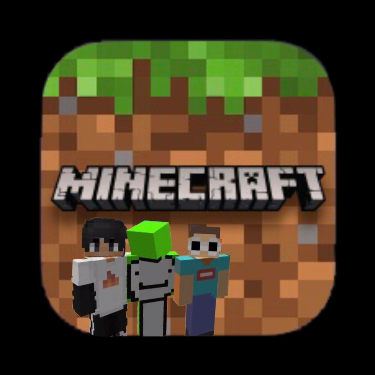 Dream Team Minecraft App Icon Minecraft App App Icon Iphone