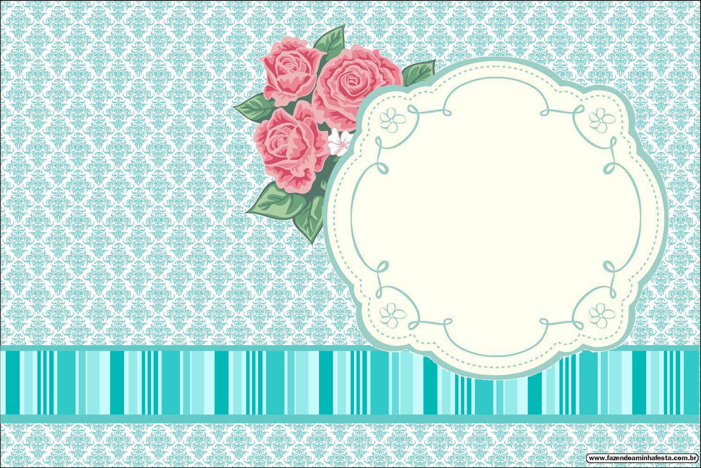 1 Convite4   Doceria   Pinterest   Borders for paper, Birthday e ... 58fa795a89