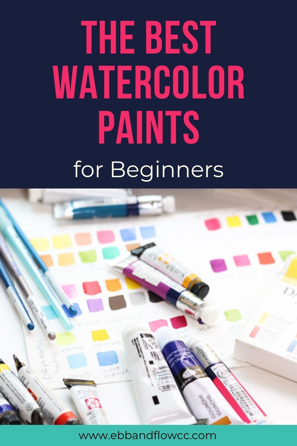 The Best Watercolor Paints For Beginners Watercolor Supplies
