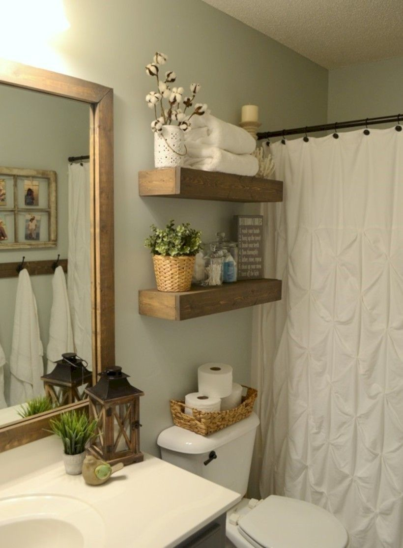 Awesome 54 Small Country Bathroom Designs Ideas #bathroomdesign Mesmerizing Small Country Bathroom Review