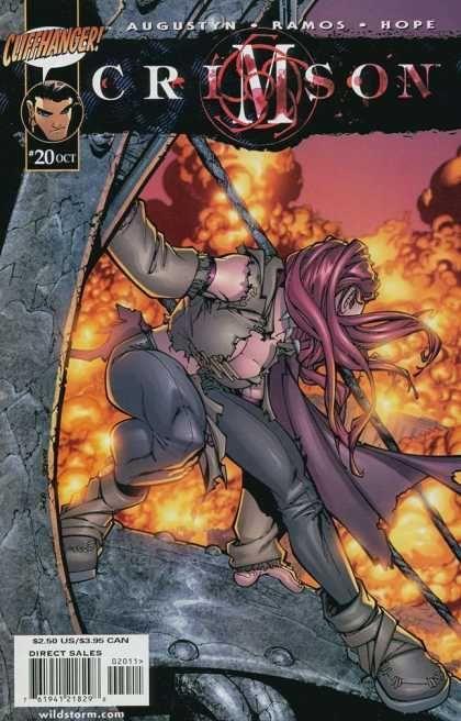 Crimson Comics English | Humberto Ramos Crimson | Humberto Ramos | Cover. Comic books art. Comics