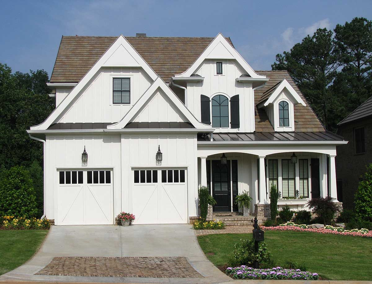 Plan 15805GE Expandable House Plan with 2Story Foyer