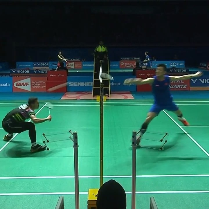 Chen Long Vs Jonatanchristieofficial Celcom Axiata Malaysia Open 2019 Semifinals Ms Keren Nih Refl Badminton Badminton Videos Chen Long
