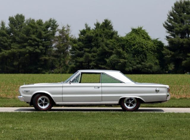 Plymouth GTX .. Rare Classic Muscle Cars You Probably Never Saw Before