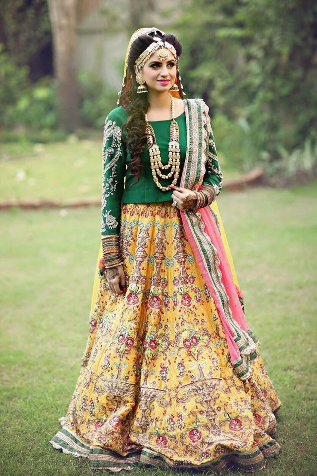 Ali Xeeshan Latest Bridal Wedding Dresses Collection 2016-2017 (22 ...