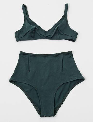 490b5bfe63 LET IT BE: PINNED | Fashion in 2019 | Bikinis, Bikini fashion, Swimwear