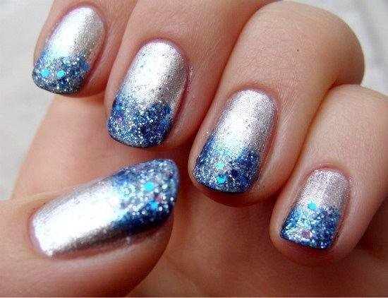 New Metallic Nail Art Design Trends 71 #newnailartdesigntrends | new ...