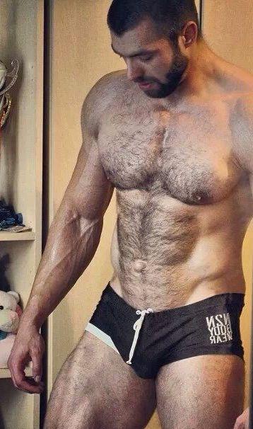 Hairy mature cam