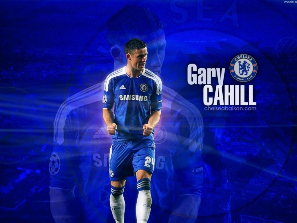 Gary Cahill High Definition Backgrounds