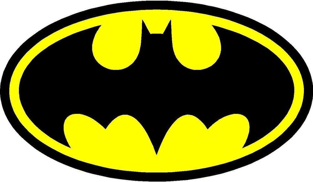 Vinyl Decal Truck Car Sticker Laptop Window DC Comics Dark Knight Batman v2