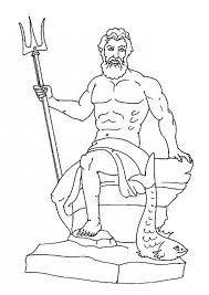 Resultado De Imagem Para Colorir Deuses Gregos Dieux Grecs