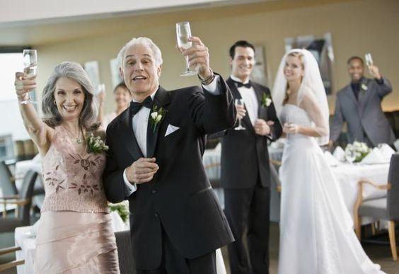 Tradycyjne toasty weselne