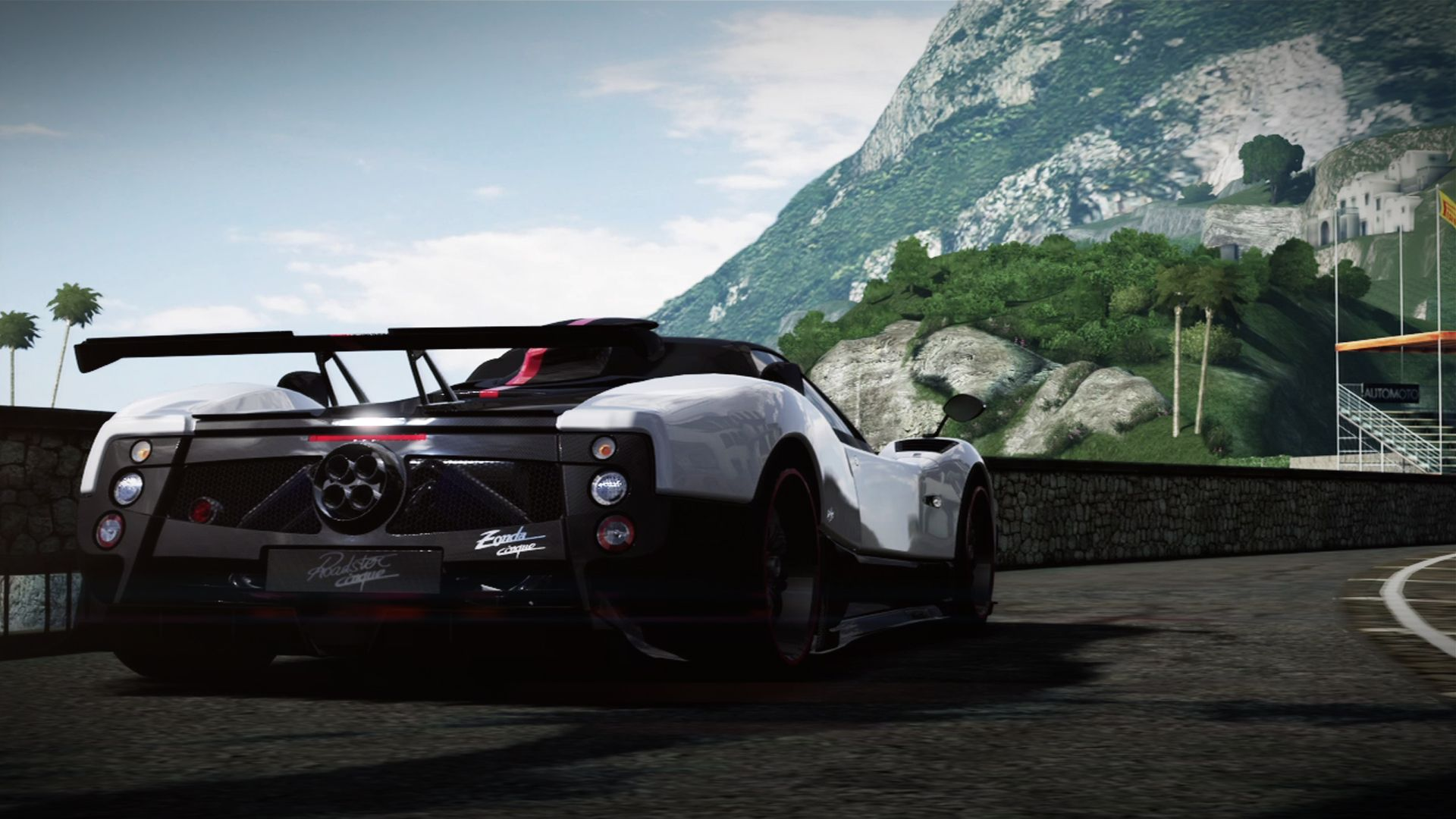 Exceptionnel Gran Turismo Pagani Zonda R | Games HD Wallpapers | Pinterest | Pagani Zonda