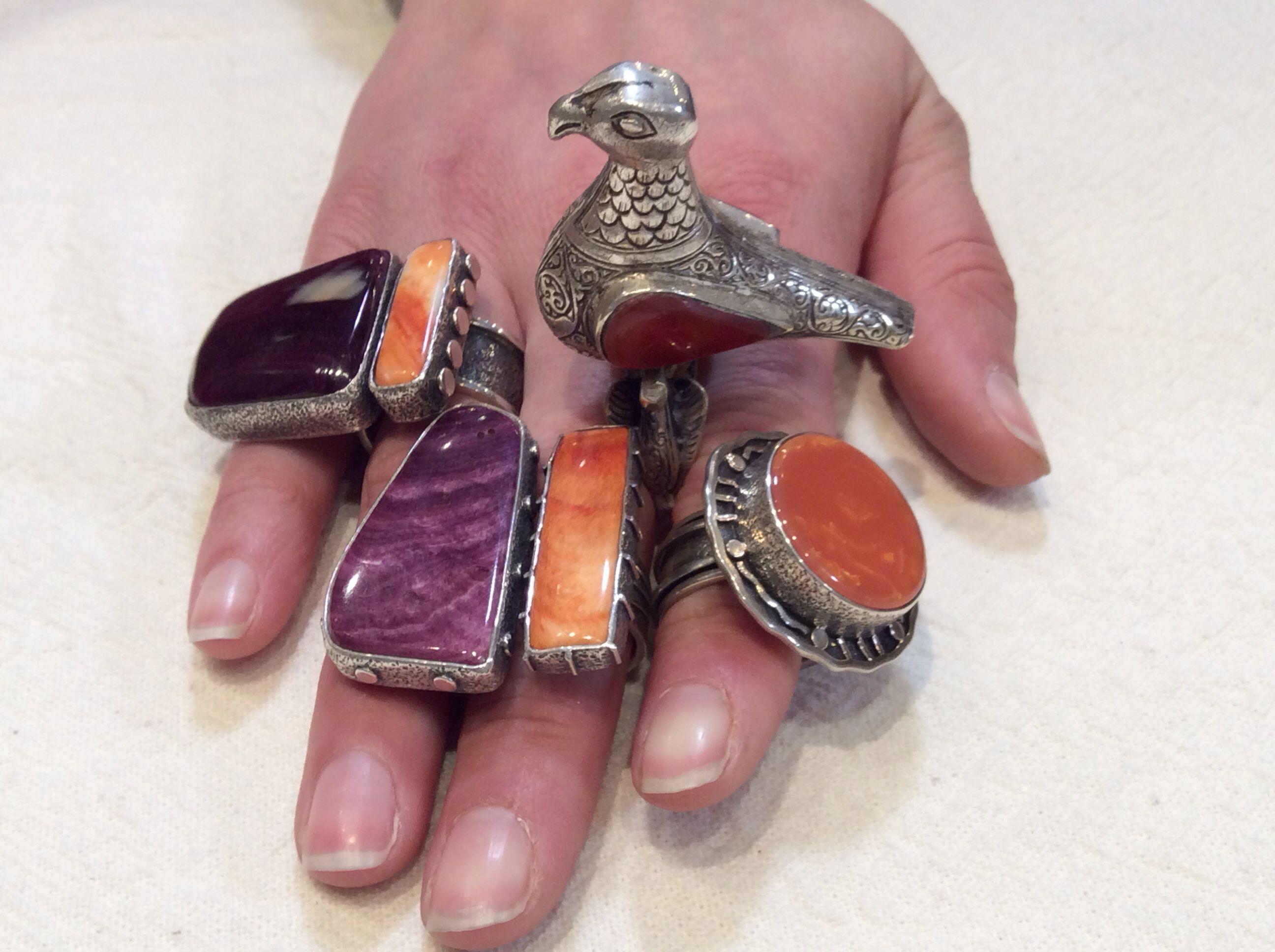 A handful by Sally bass .com