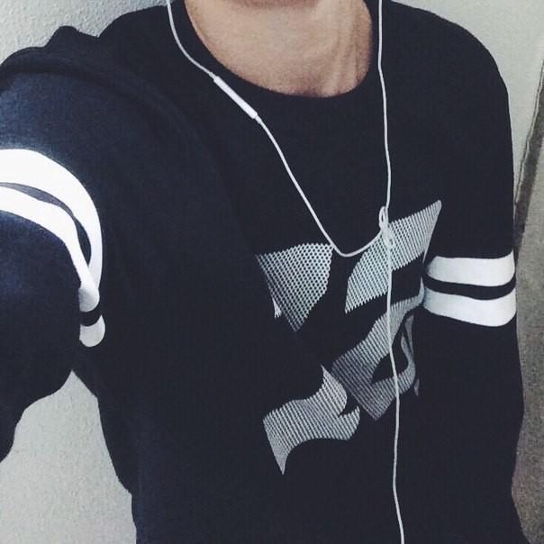 Фото без лица для парня на аватарку